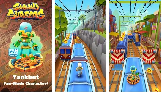 Subway Surfers - Best Offline Games on Android