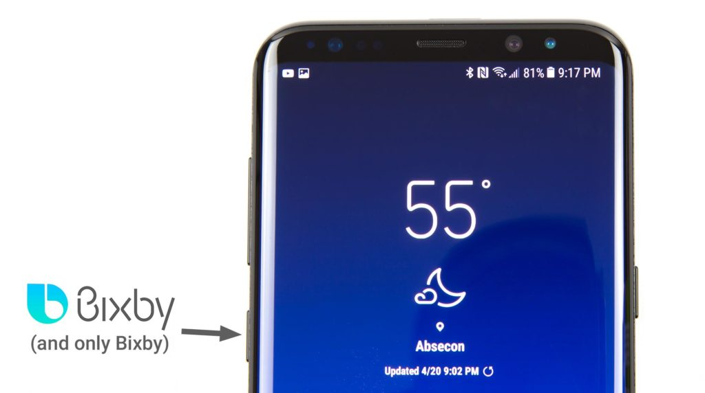 Samsung discontinues some of Bixby's AR features