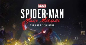 Marvel's Spider-Man: Miles Morales Art of the Game