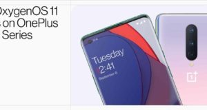 OxygenOS 11 comes to OnePlus 8 / 8 Pro