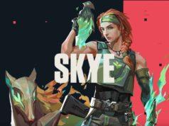 New Valorant agent Skye