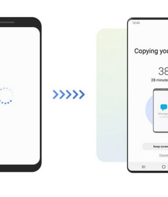 How to Transfer Data from Samsung to Samsung Device