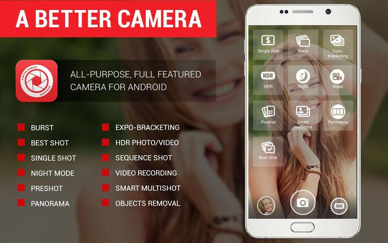 A Better Camera - Android App