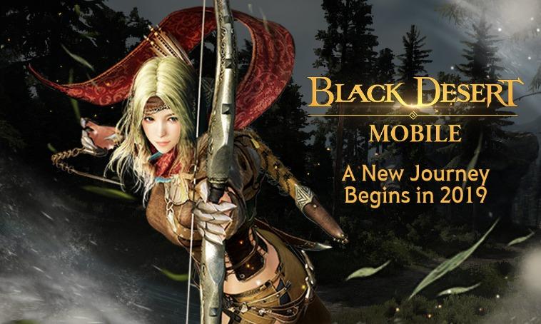 Black Desert Mobile - Android MMORPG Game