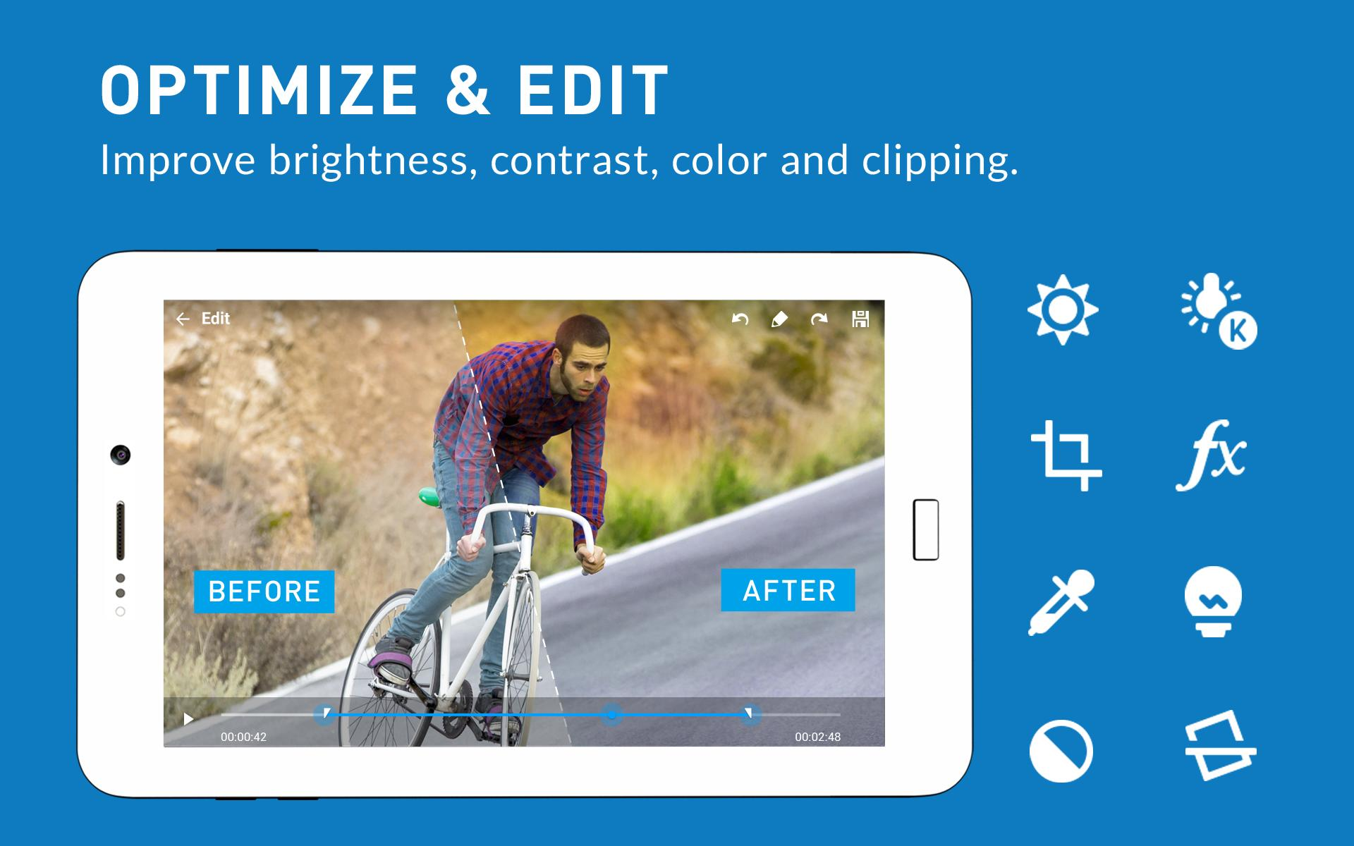 Camera MX - Android App