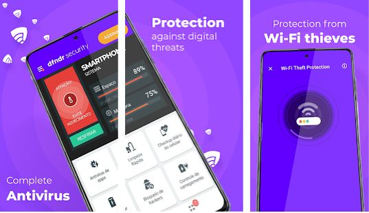 DFNDR Security - Android Antivirus Apps