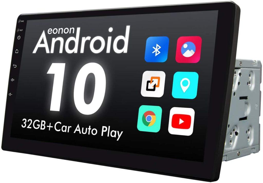Eonon 10.1 double din car GPS Navigation head unit