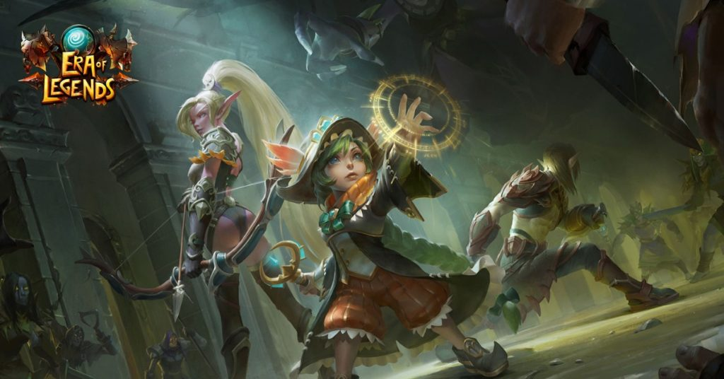 Era of Legends - Android MMORPG Game