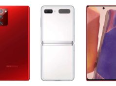 Samsung Now Brings Galaxy Z Flip 5G in 'Mystic White' and Galaxy Note 20 in 'Mystic Red'
