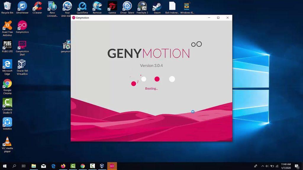 Genymotion Emulator - best android emulators