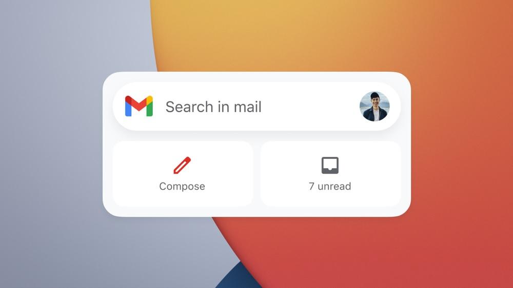 Gmail Widgets