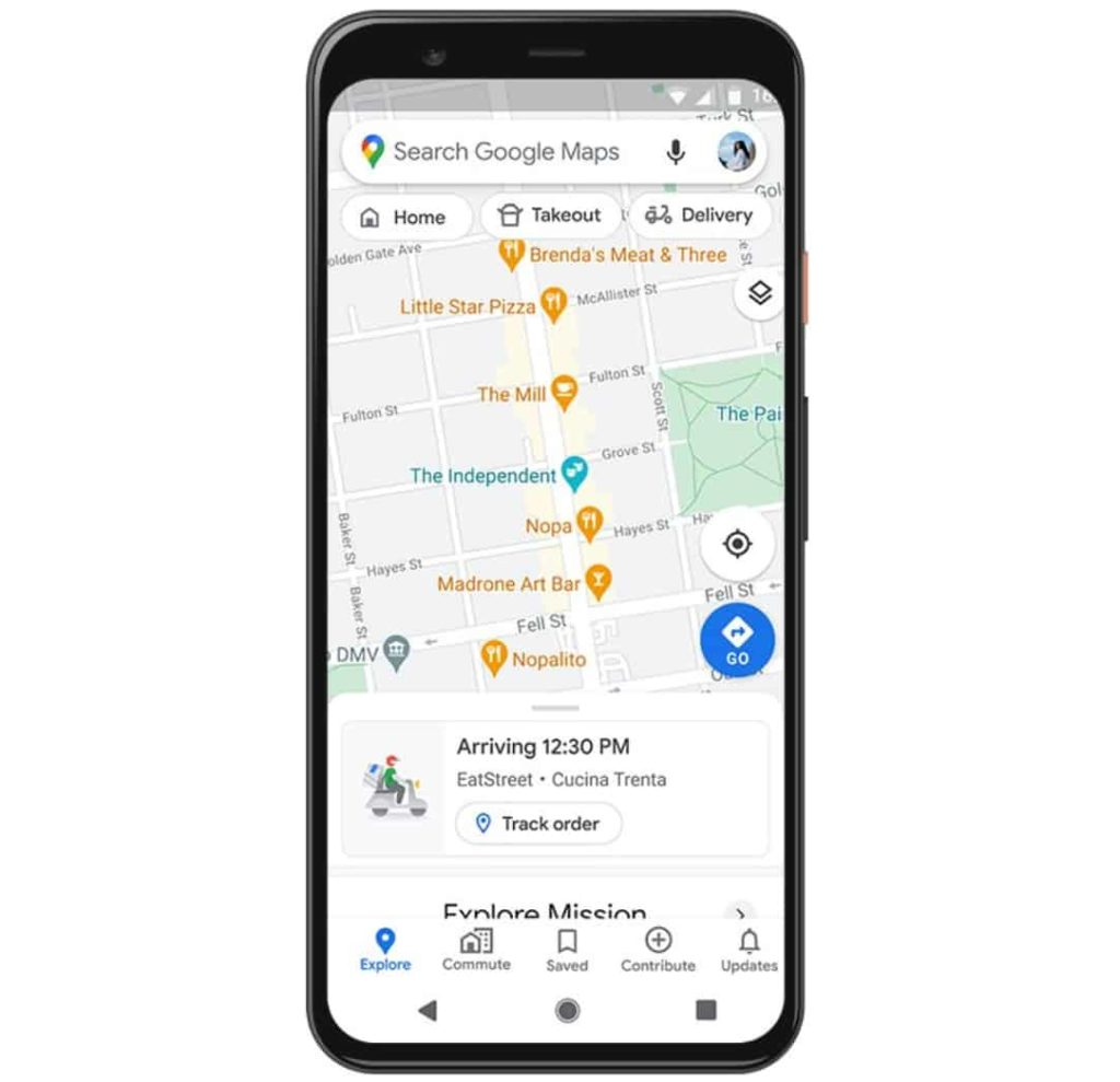 Use These 4 Google Maps Updates To Get You Through The Holidays