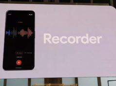 Google Recorder App