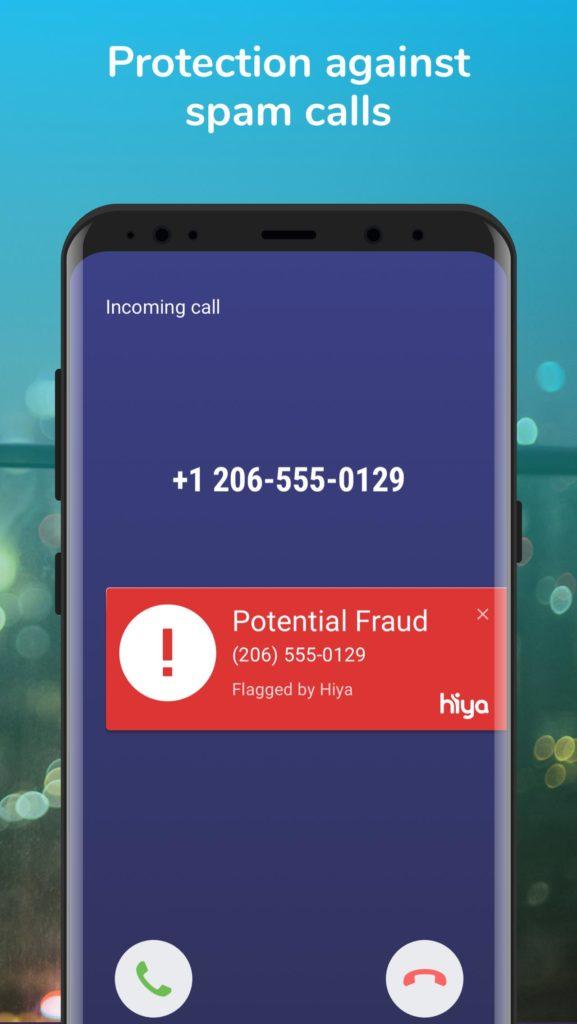 Hiya – Caller ID & Block