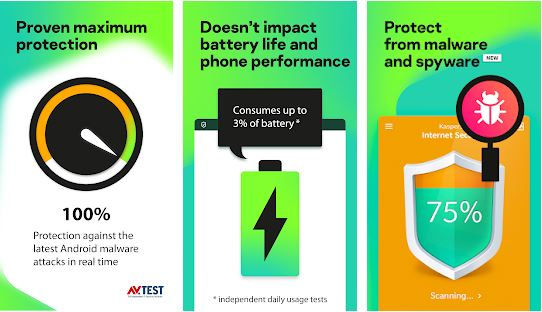 Kaspersky Internet Security for Android - Android Antivirus Apps
