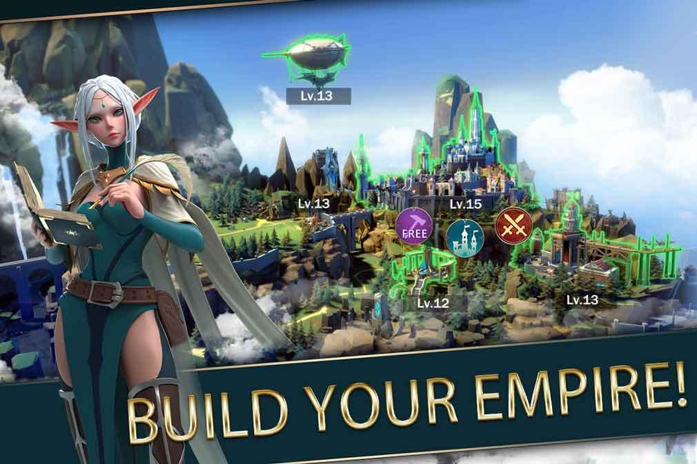 Mobile Royale MMORPG