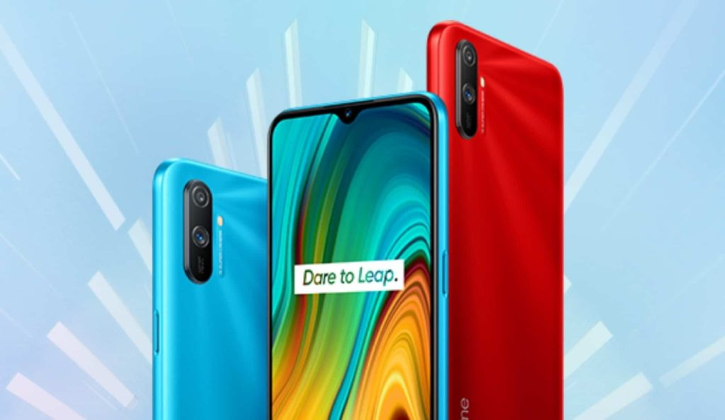 Realme C3 Receives New OTA Update for November With Updated Security Patch