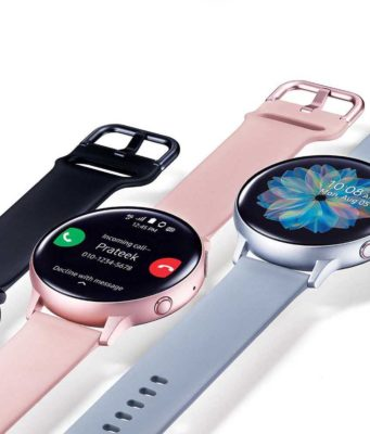 Samsung Galaxy Watch Active 2 new update improves GPS performanc