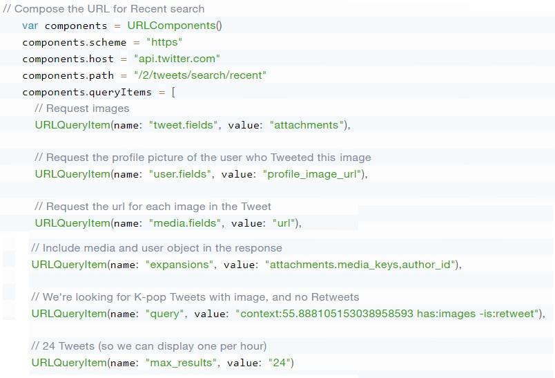 Twitter Widget Code 2