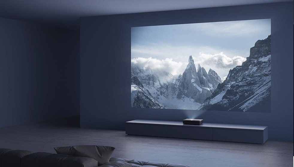 """Xiaomi Mi 4K Laser Projector 150"""": Redefining 4K viewing experience leaping into the future"""
