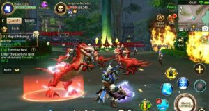 android MMORPG games