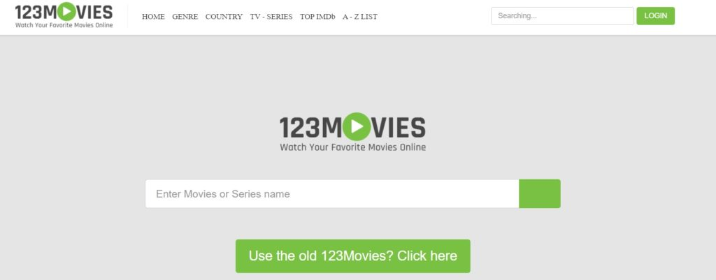 123movies - Free Movie Streaming Sites with No Sign-Up