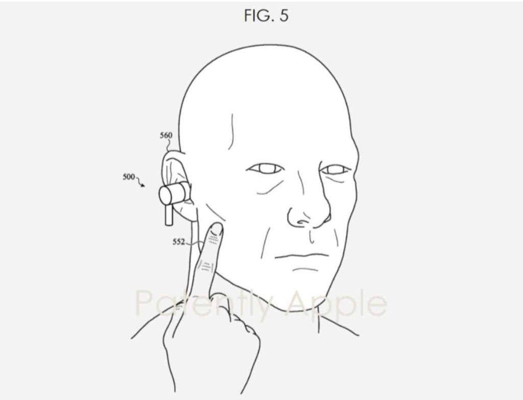 Apple's Next-gen AirPods to Take Through-Body Inputs, Can Be Controlled Using Body Movements