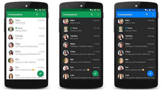 Chomp SMS - Best Messaging Apps for Android