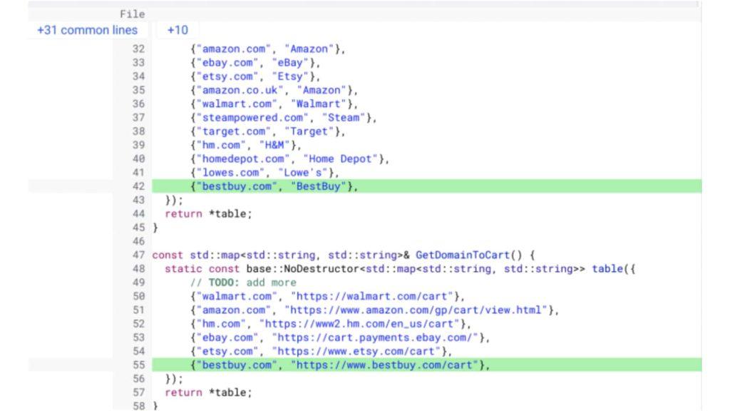 Google to Bring Chrome Cart Shopping Module for Chrome, A New Flag Reveals