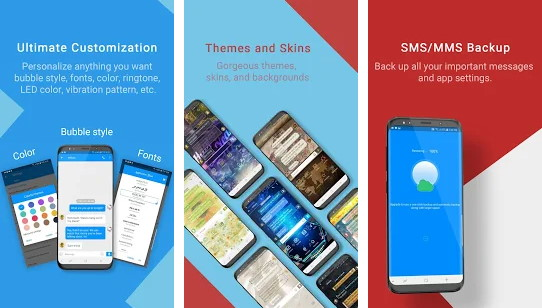 Handcent Next SMS - Best Messaging Apps for Android