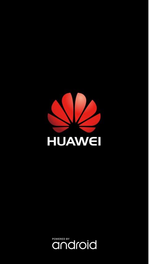 Huawei Splash Screen