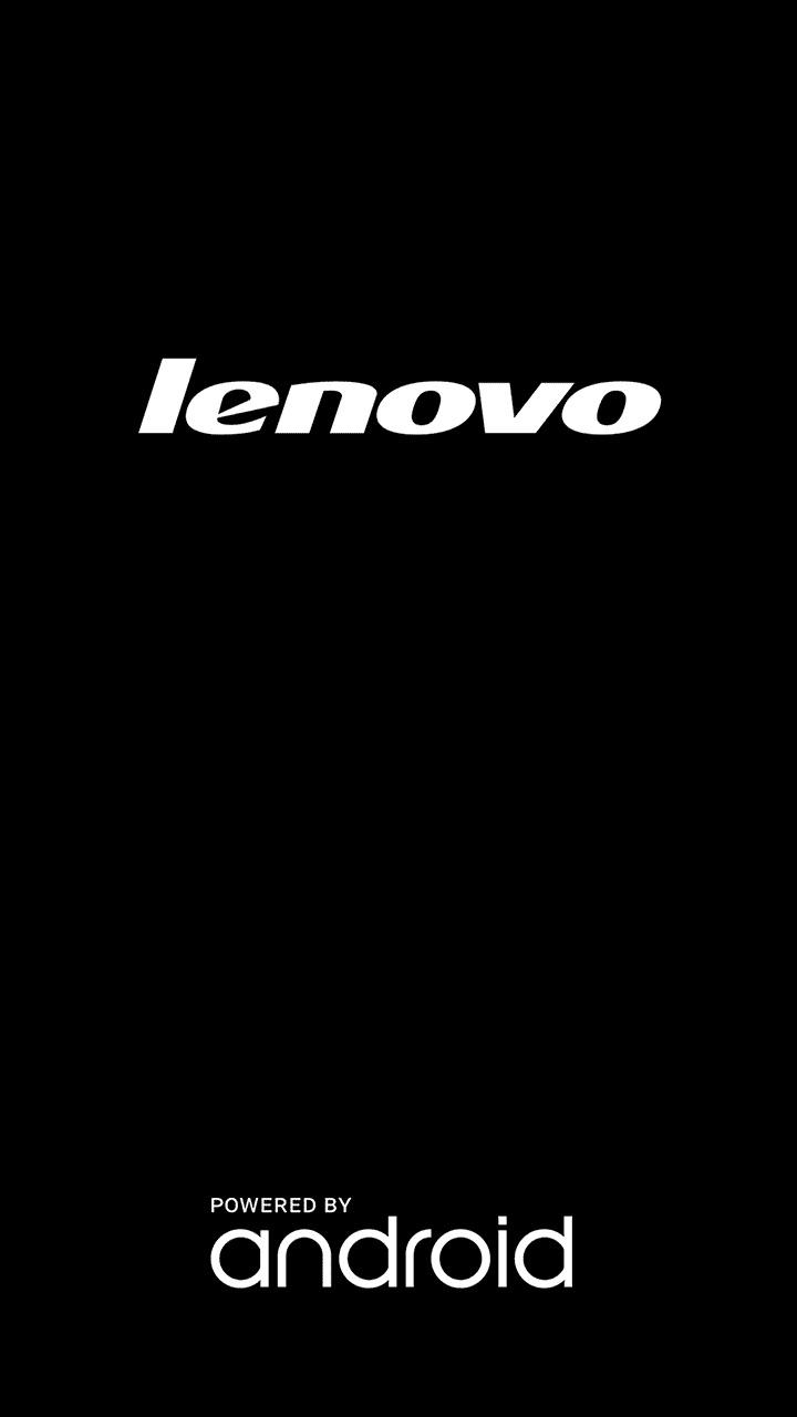 Lenovo Splash Screen