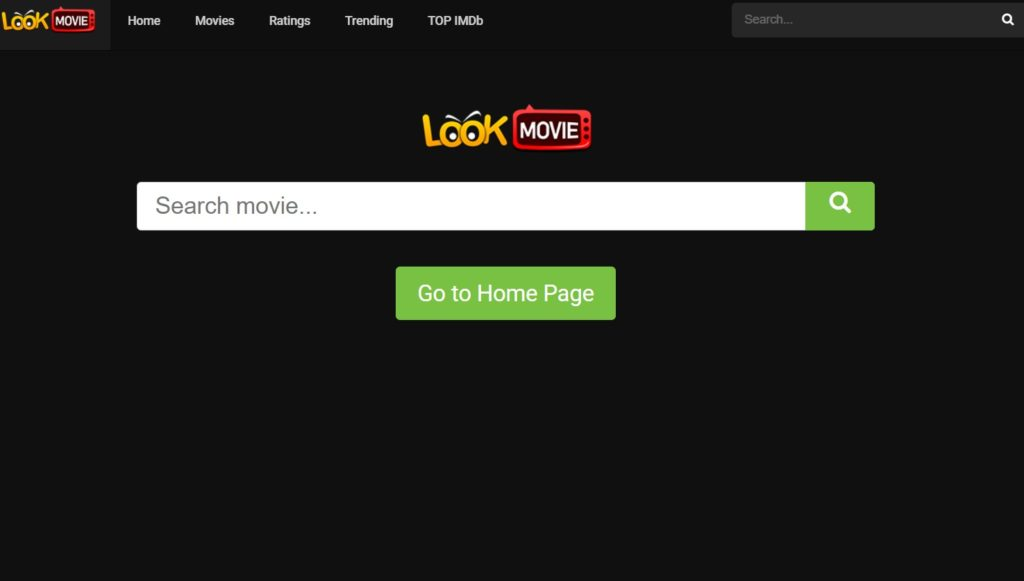 Look Movie - Free Movie Streaming Sites with No Sign-Up
