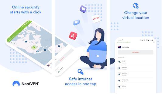 NordVPN - VPNs for Multiple Devices