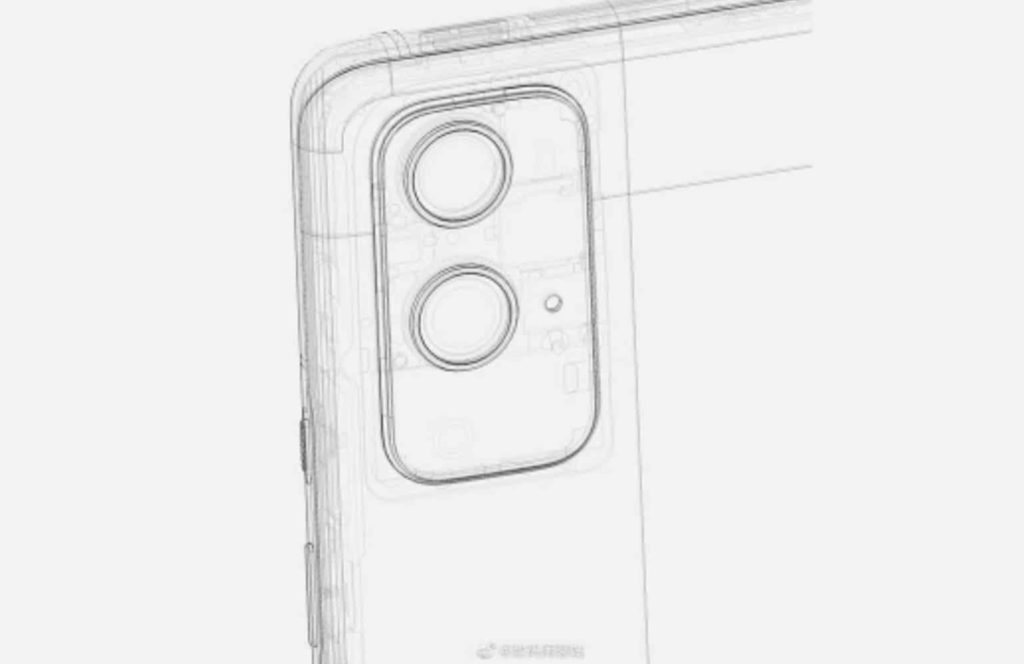 Leaked OnePlus 9 Pro Schematics Show Two Large Rear Cameras