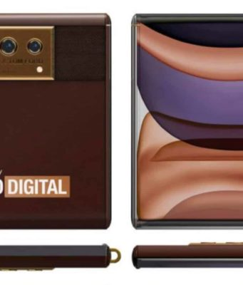 OPPO X Tom Ford Concept Smartphone Images Leaked, Show Vertically Expandable Display