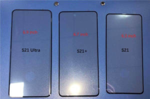 Samsung Galaxy S21+ and S21 Ultra Photos Leaked and Camera Specs