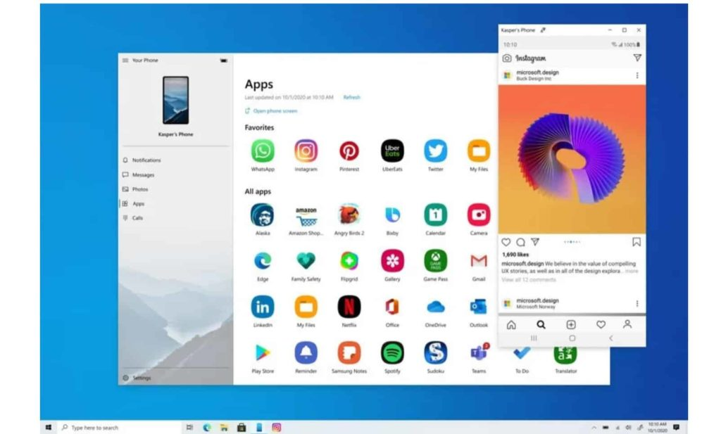 Project Latte: Microsoft Plans to Bring Android Apps to Windows 10 By 2021