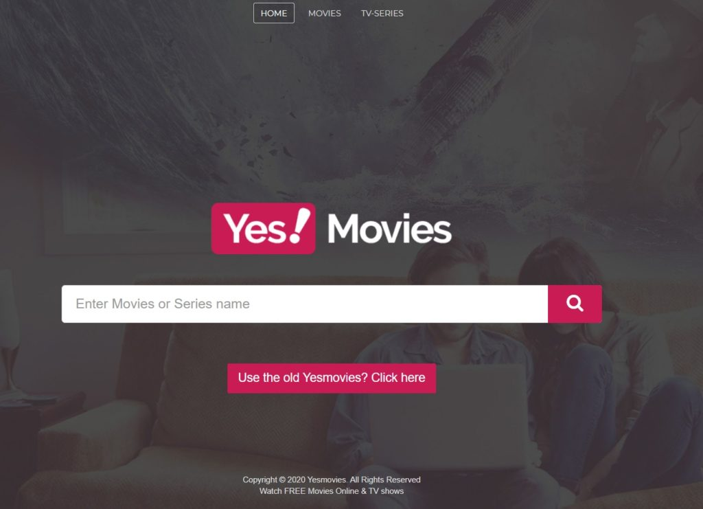YesMovies - Free Movie Streaming Sites with No Sign-Up