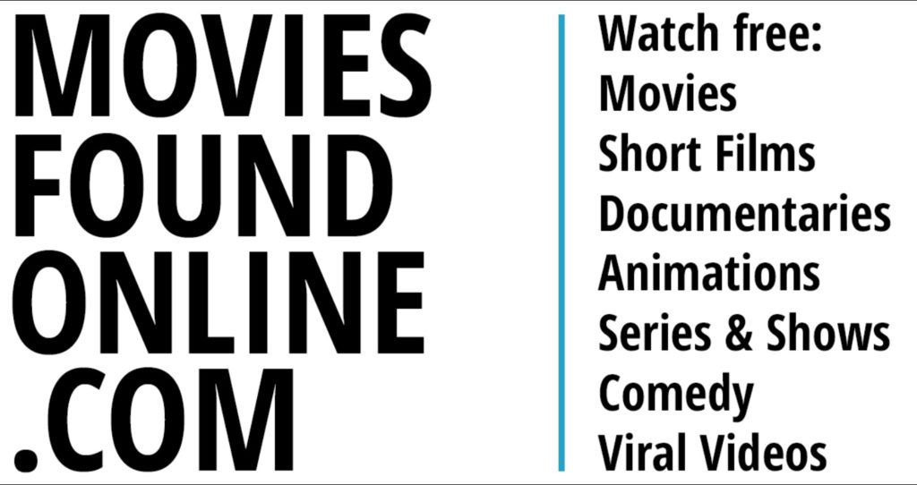 Movies Found Online - Free Movie Streaming Sites with No Sign-Up