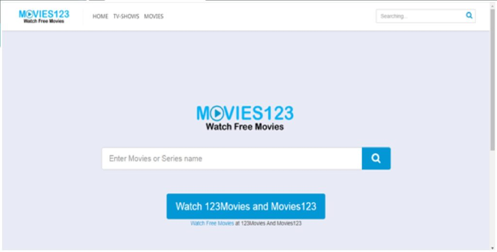Movies123 - Free Movie Streaming Sites with No Sign-Up