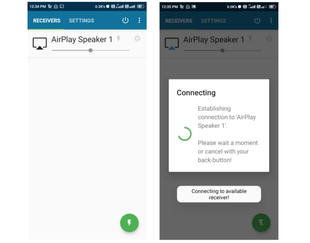 How to Share Music Using AirPlay from an Android Phone