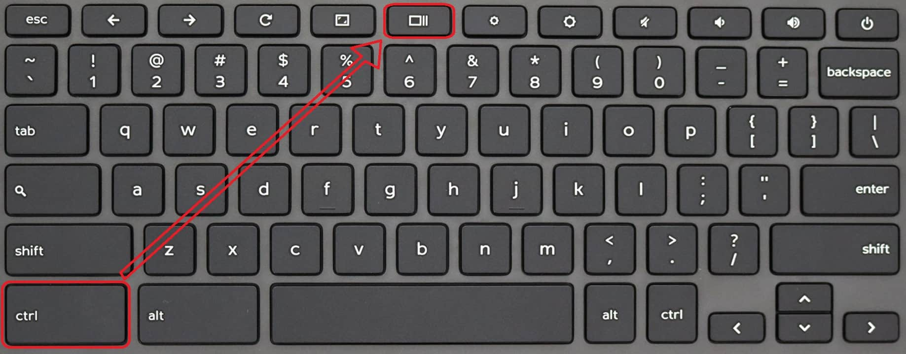 Keyboard full screenshot