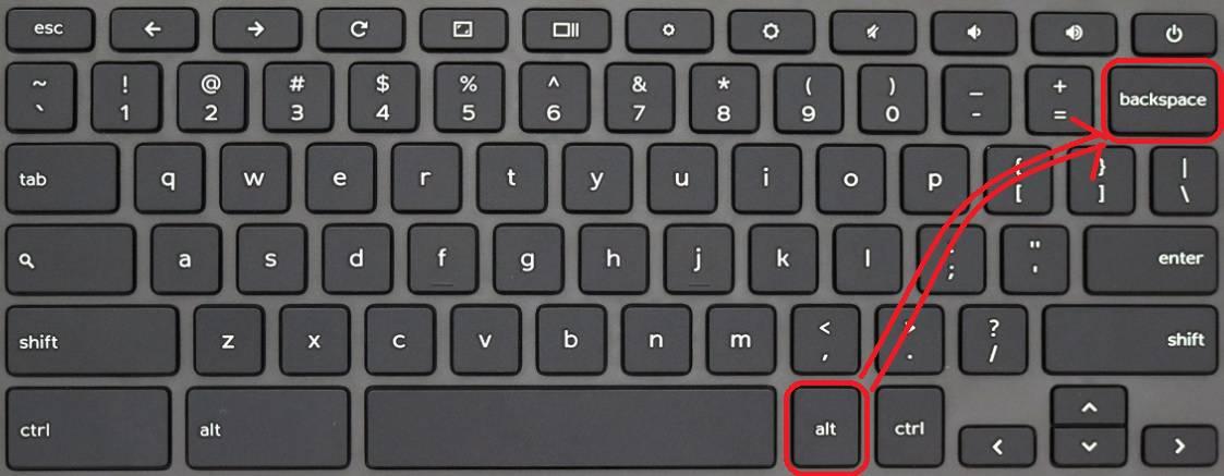 deleting screenshot - chromebook