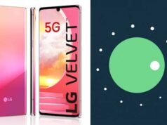 LG Velvet 5G Starts Receiving Stable Android 11 Update: May Bring January 2021 Security Patch