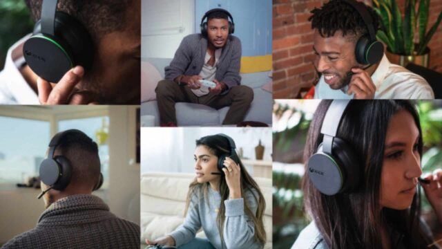 Microsoft Officially Announces New Xbox Wireless Headset for $100: Pre Order Now