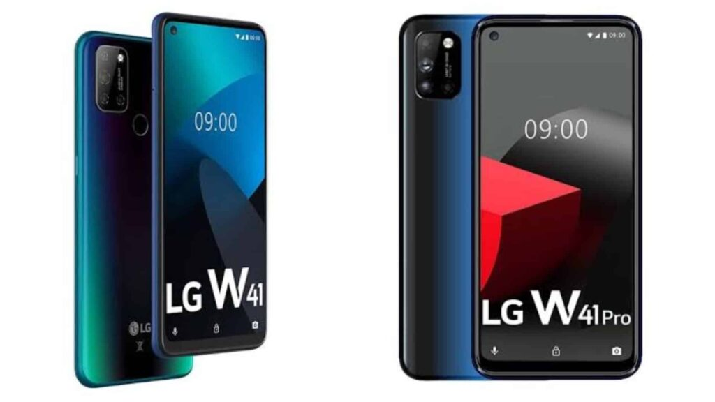 LG W41 Series With Quad Rear Cameras Launched in India: Check Price, Specifications