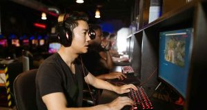 rise of online gaming - 2021